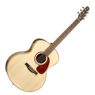 Seagull Maritime SWS Mini Jumbo HG QI Electro Acoustic Guitar