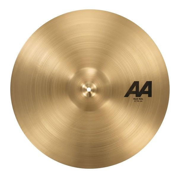 Sabian AA 21'' Rock Ride Cymbal - main image