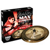 Sabian HH Low Max Stax Cymbalpaket, 12-tums China Kang, 14-tums Crash