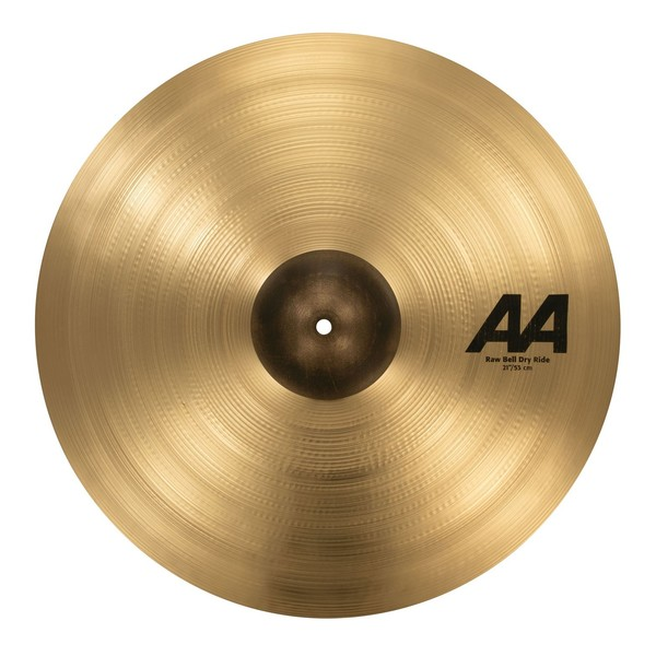 Sabian AA 21'' Raw Bell Ride Cymbal - main image