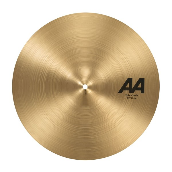 Sabian AA 16'' Thin Crash Cymbal