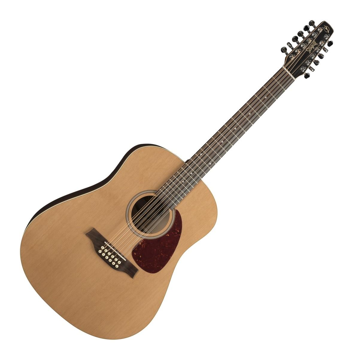 seagull coastline s12 cedar 12 string acoustic guitar at gear4music. Black Bedroom Furniture Sets. Home Design Ideas