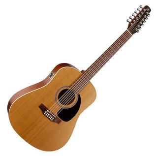 Seagull Coastline S12 Cedar QI 12 String Electro Acoustic Guitar