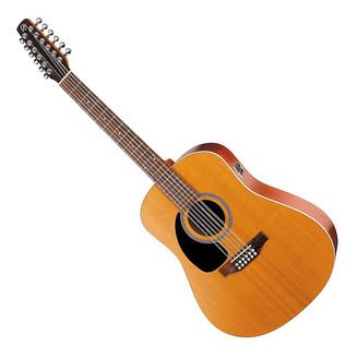 Seagull Coastline S12 Cedar Left QI 12 String Electro Acoustic Guitar