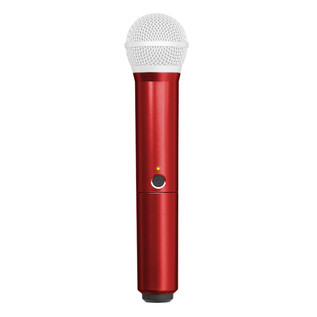 Shure BLX PG58 Handle Components, Red