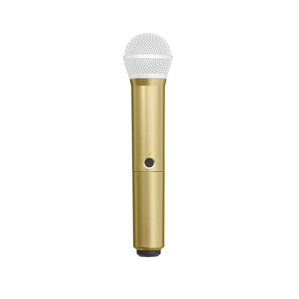 Shure BLX PG58 Handle Components, Gold