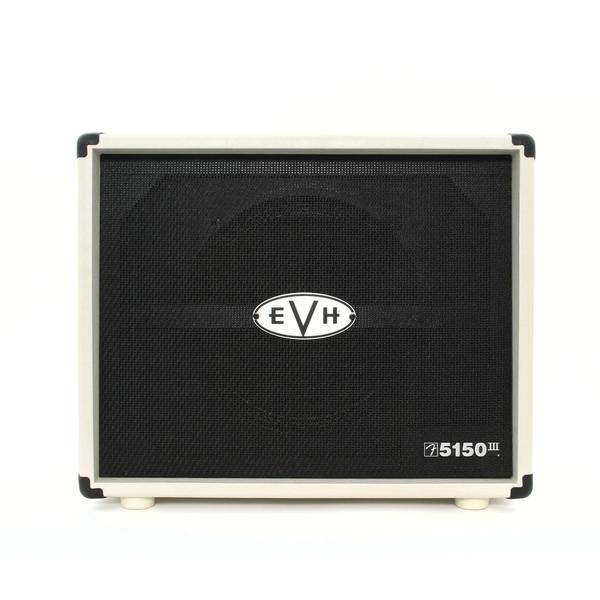 "EVH 5150 III 1 x 12"" Straight Cabinet, Ivory"