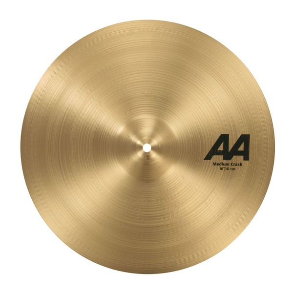 Sabian AA 16'' Medium Crash Cymbal