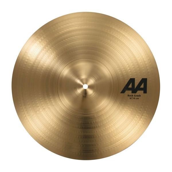 Sabian AA 16'' Rock Crash Cymbal