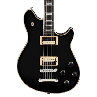 EVH Wolfgang USA Custom Deluxe Electric Guitar, Black