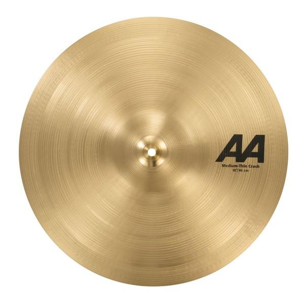 Sabian AA 18'' Medium-Thin Crash Cymbal - main image
