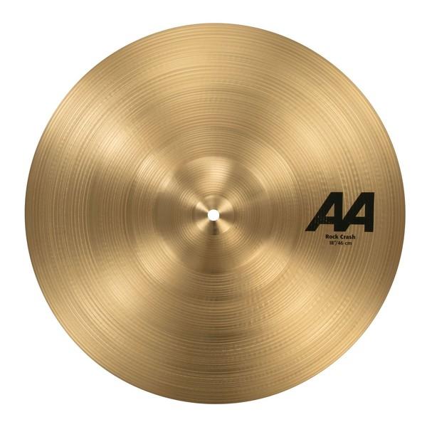 Sabian AA 18'' Rock Crash Cymbal - main image