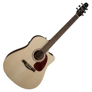 Seagull Entourage Natural Spruce CW QI Electro Acoustic Guitar