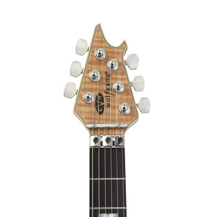EVH Wolfgang USA 5A Flamed Maple Electric Guitar, Natural