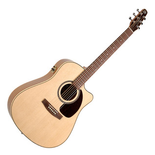 Seagull Maritime SWS CW SG QI Electro Acoustic Guitar