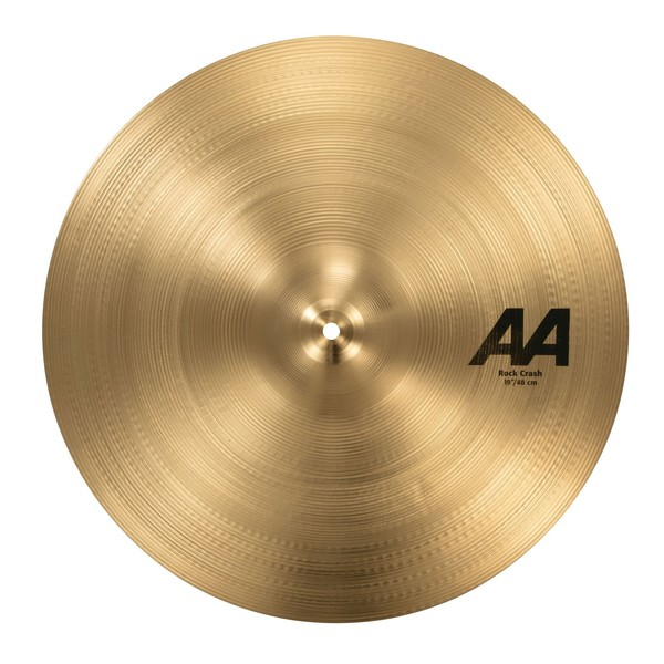Sabian AA 19'' Rock Crash Cymbal - main image
