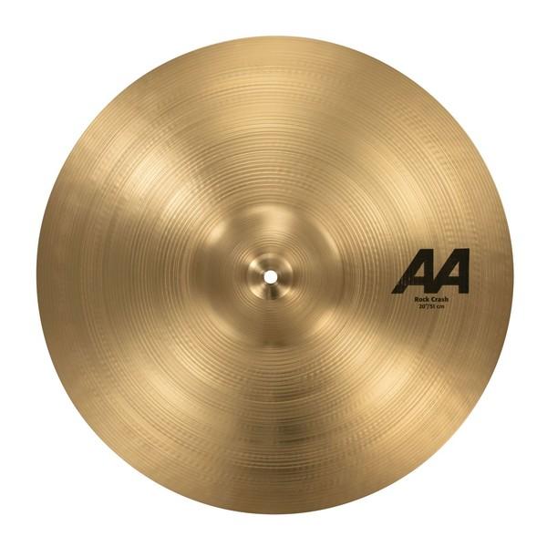 Sabian AA 20'' Rock Crash Cymbal - main image
