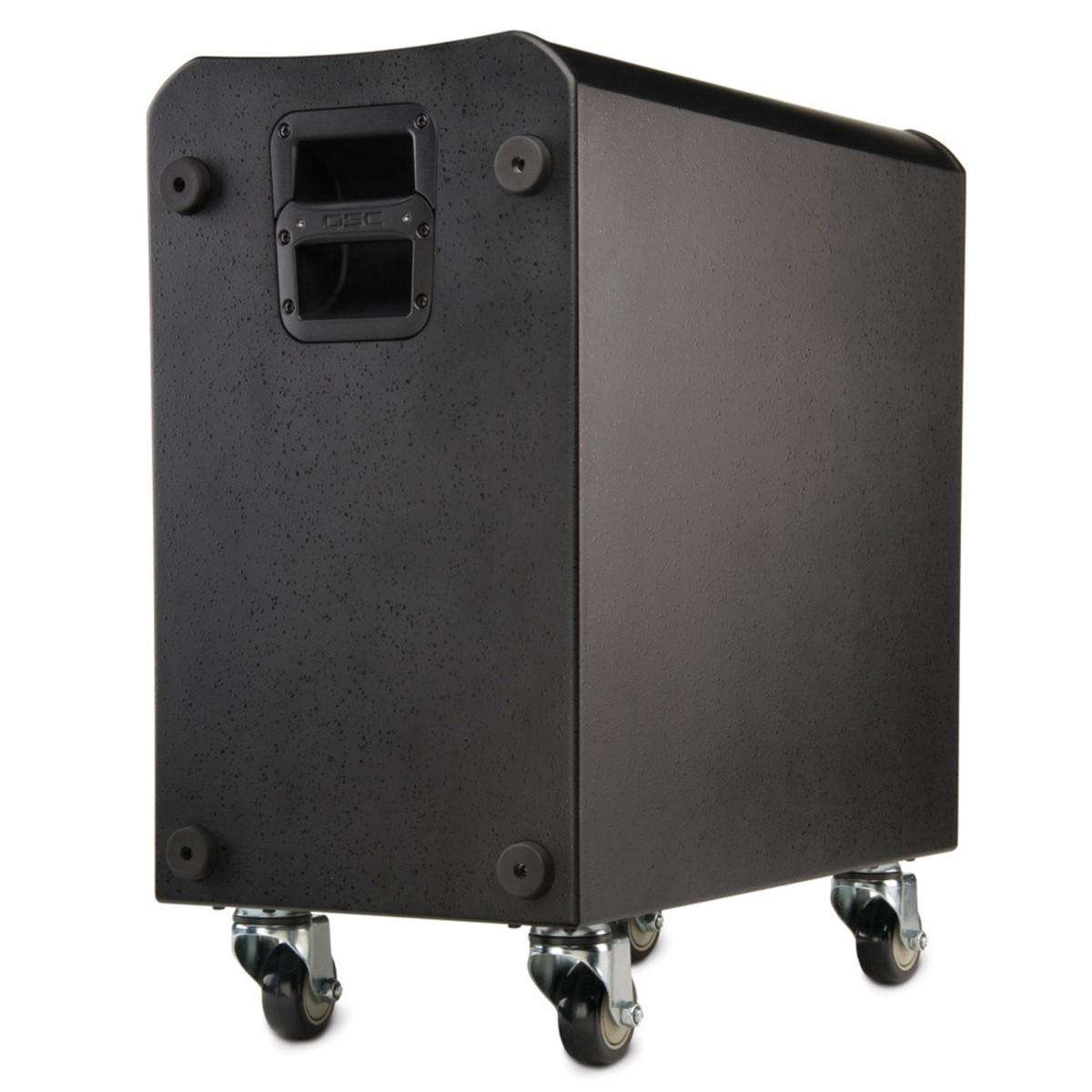 qsc ksub aktiv pa subwoofer gear4music. Black Bedroom Furniture Sets. Home Design Ideas