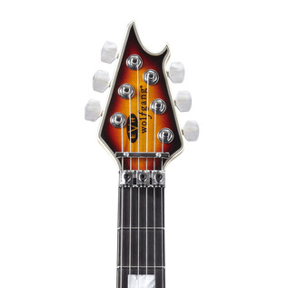 EVH Wolfgang USA HT AA Flamed Maple Electric Guitar, 3-Tone Sunburst