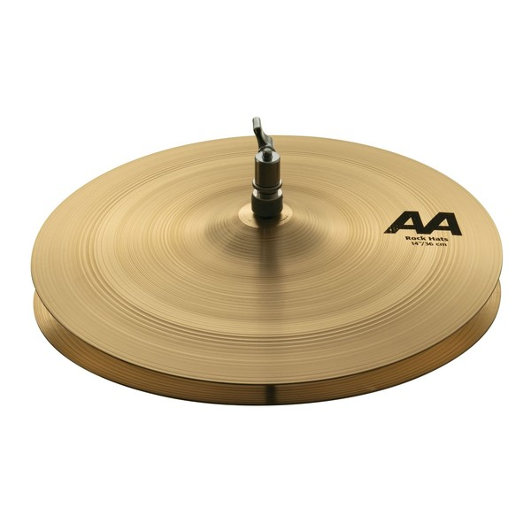 Sabian AA 14'' Rock Hi-Hat Cymbals