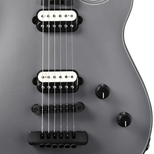 EVH Wolfgang USA HT Electric Guitar, Stealth Grey