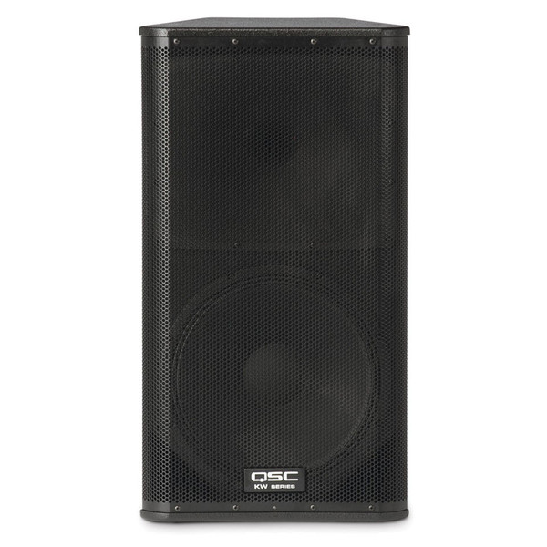 QSC KW152 Active PA Speaker, 1000 Watt