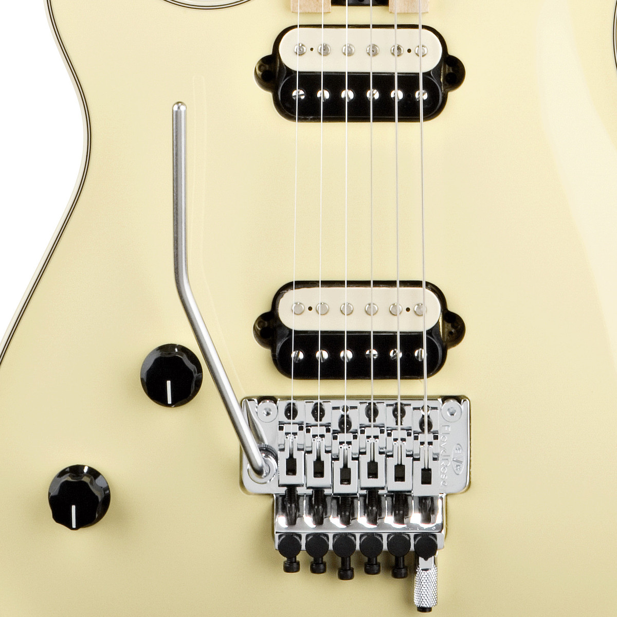 Disc Evh Wolfgang Usa Left Handed Electric Guitar Mn Vintage White Schaller 3way Switch Wiring Loading Zoom