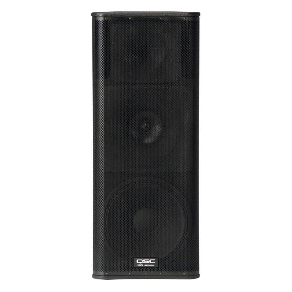 Qsc Kw153 Active 3 Way Pa Speaker 1000 Watt At Gear4music
