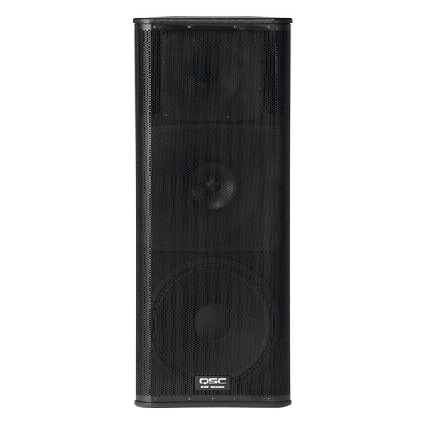 QSC KW153 Active 3 Way PA Speaker, 1000 Watt