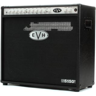 EVH 5150 III 2x12 50W Tube Combo, Black