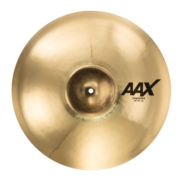 "Sabian AAX 18"" Suspended Cymbal, Brilliant Finish - Main Image"