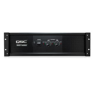 QSC RMX 4050a 2 Channel Power Amplifier