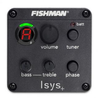 Fishman Isys+ Electronics
