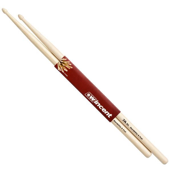 Wincent Hickory Standard Extra Long 7A Drumsticks