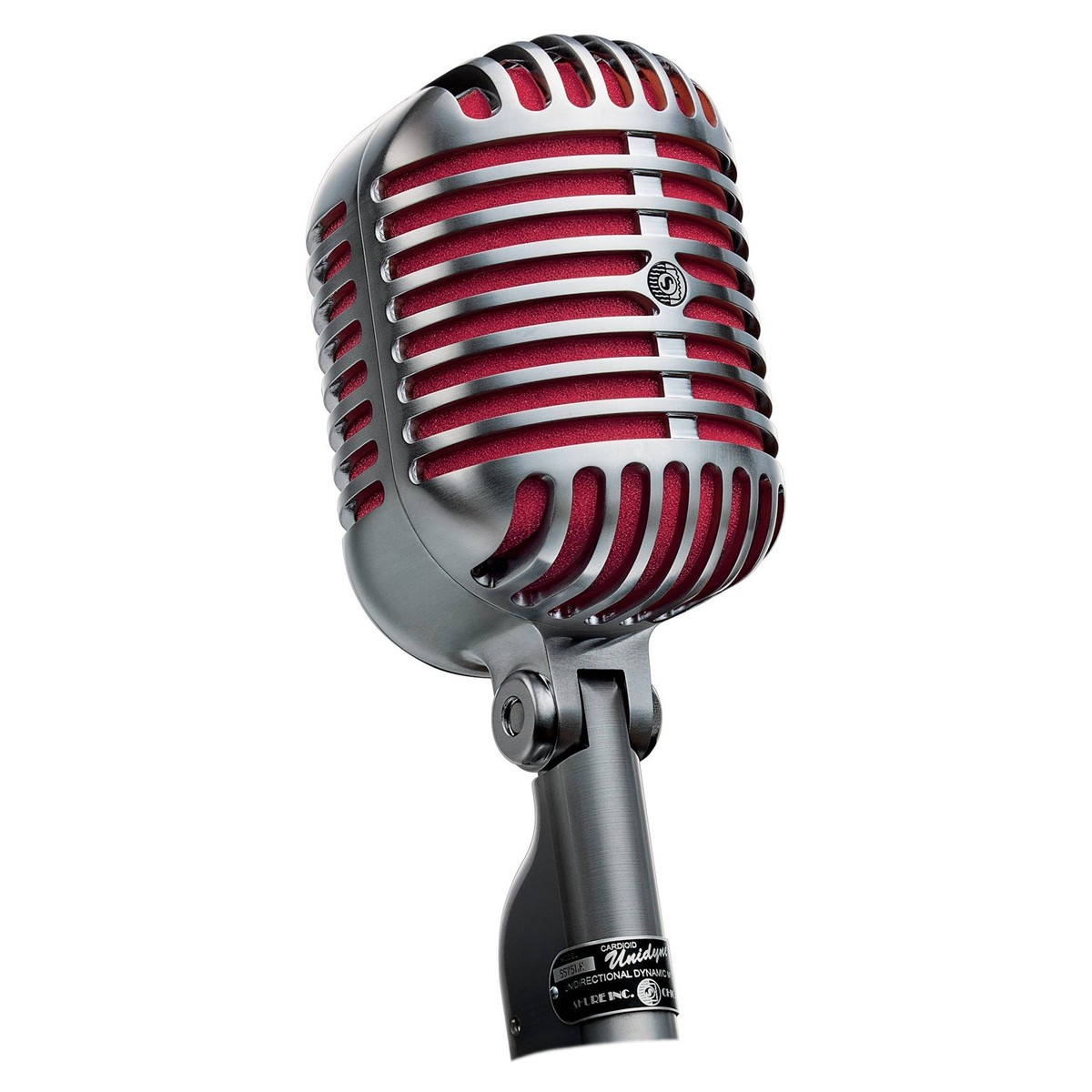 shure 5575le unidyne ltd edition 75th anniversary dynamic mic at gear4music. Black Bedroom Furniture Sets. Home Design Ideas