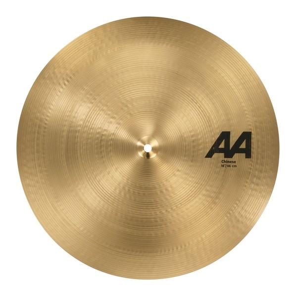 Sabian AA 18'' Chinese Cymbal - main image