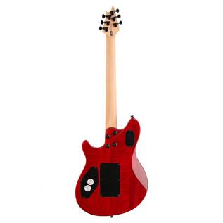 EVH Wolfgang WG Standard Electric Guitar, Transparent Red