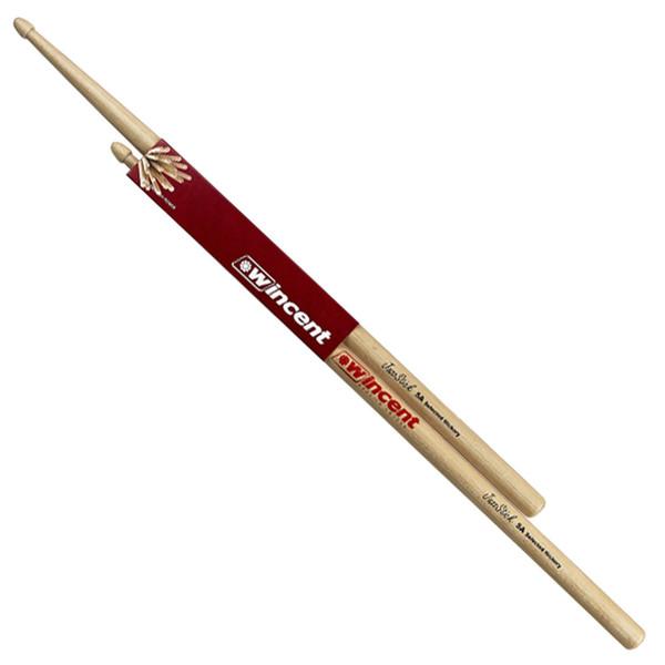 Wincent Hickory Standard Jazz 5A Grip Drumsticks
