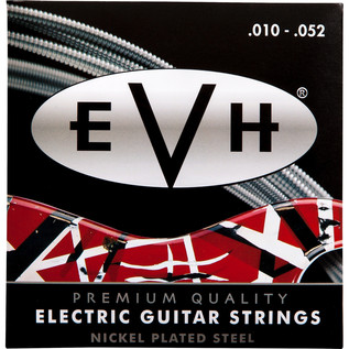 EVH Premium Nickel Electric Guitar Strings, 10 - 52 Gauge