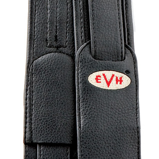 EVH Premium Leather Guitar Strap (Long), 57