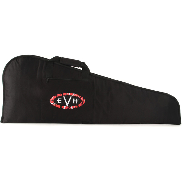 EVH Gig Bag, Black with Red Interior