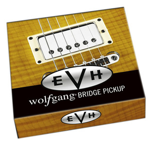 EVH Wolfgang Humbucking Bridge Pickup, Chrome