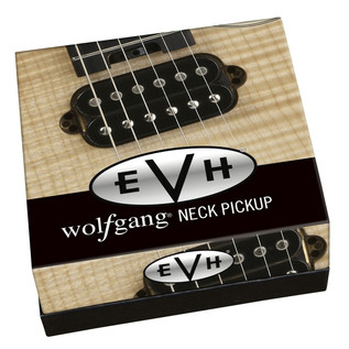 EVH Wolfgang Neck Humbucker Pickup, Black
