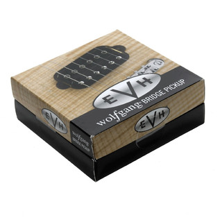 EVH Wolfgang Bridge Humbucker Pickup, Black