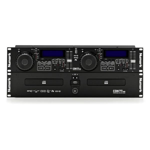 Numark CDN77USB Dual USB & MP3 CD Player - Nearly New