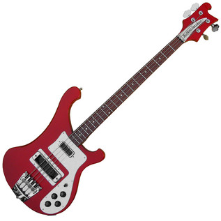 Rickenbacker 4003S Bass Guitar, Ruby