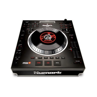 Numark V7 Motorised Turntable DJ Software Controller