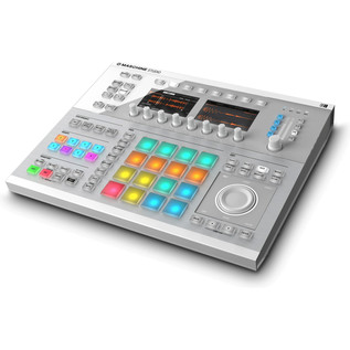 Native Instruments Maschine Studio Production Workstation, White