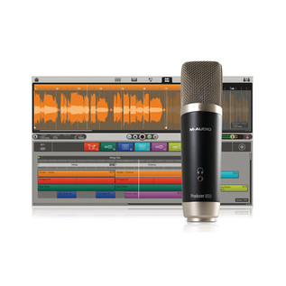 M-Audio Vocal Studio USB Microphone and Air Ignite