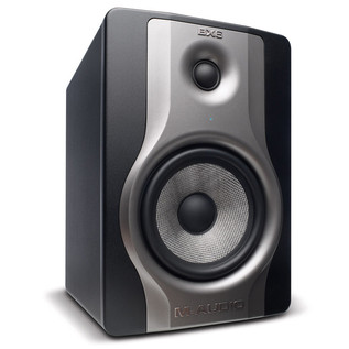 M-Audio BX6 Carbon Active Studio Monitor, Single